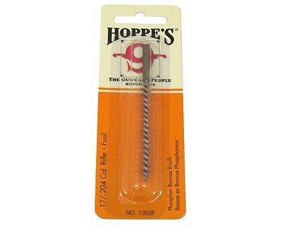 Щетинный бронзовый ёрш Hoppe's кал .17, .17HMR, .204