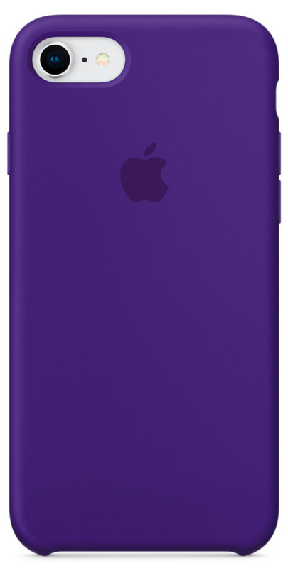 Чохол Silicone Case Apple iPhone 8/7 (Ultra Violet)