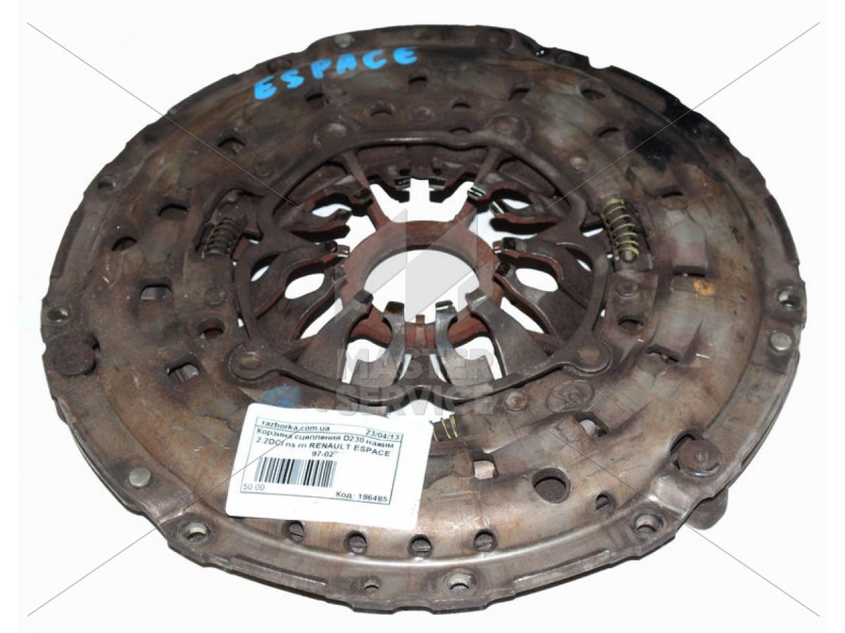 Корзина сцепления 2.2 для Renault Espace 1997-2002 8200091653
