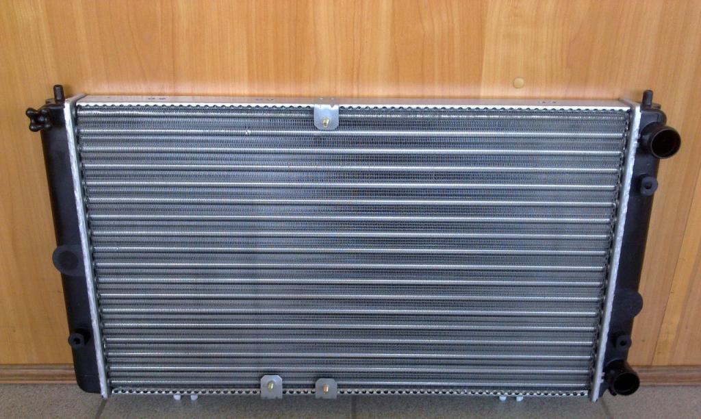 Радиатор вод. охлажд. ВАЗ 1118  (пр-во ДААЗ), 11180-130101200