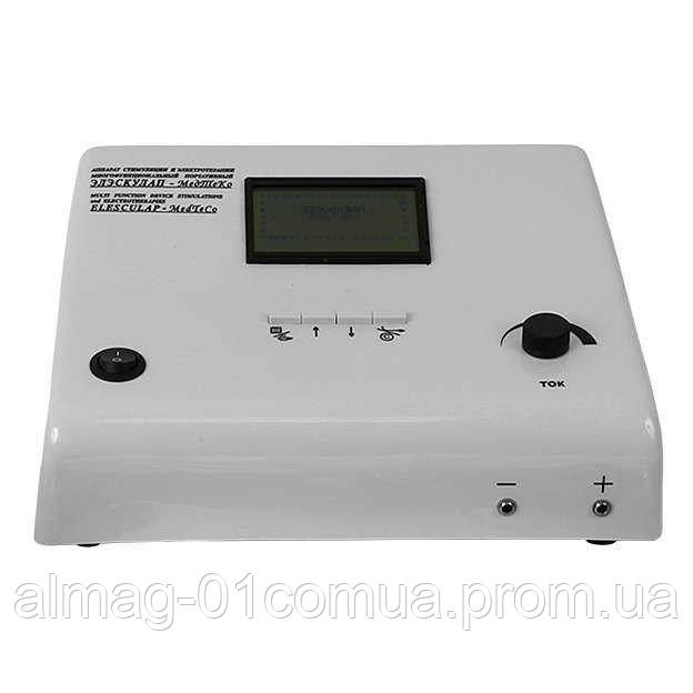 Аппарат стимуляции и электротерапии Элэскулап (режим амплипульстерапии)
