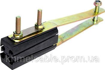 Анкерний ізольований зажим 70 - 120 мм. кв.