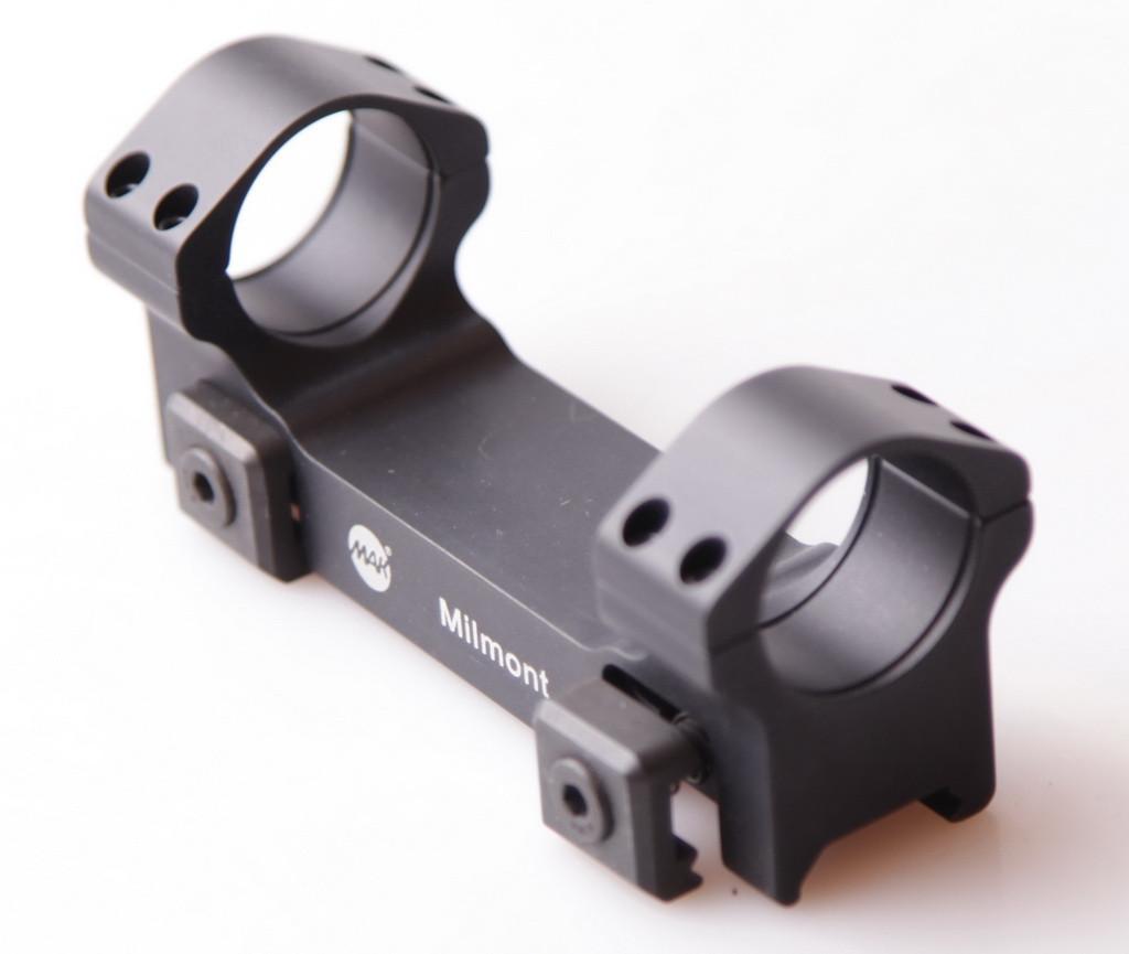 Крепление оптического прицела на Picatinny 30mm Height 17mm