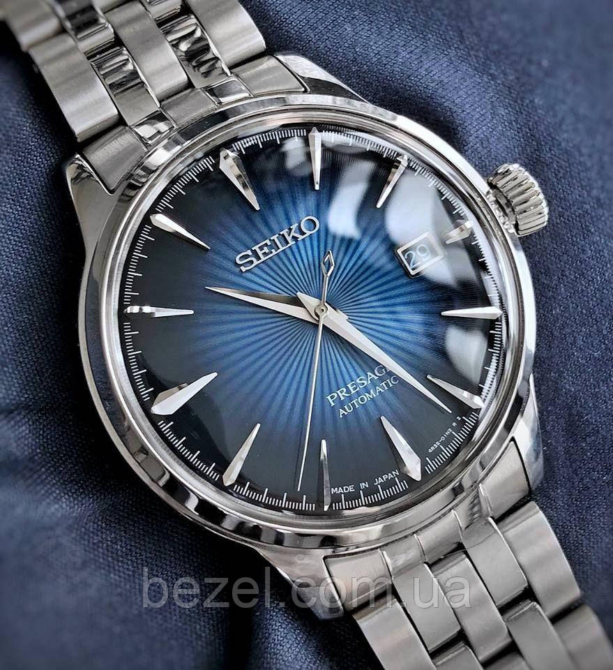 Мужские часы Seiko Presage Coctail Time Automatic SRPB41 MADE IN JAPAN, фото 1