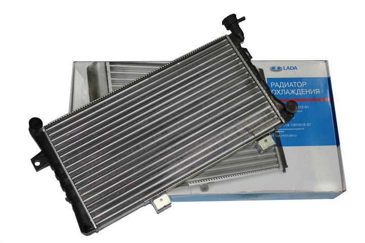 Радиатор вод. охлажд. ВАЗ 2121 (пр-во ДААЗ), 21214-130101221