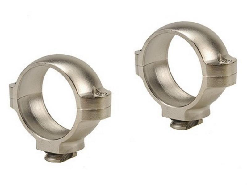 Кольца Burris 1  Medium Nickel