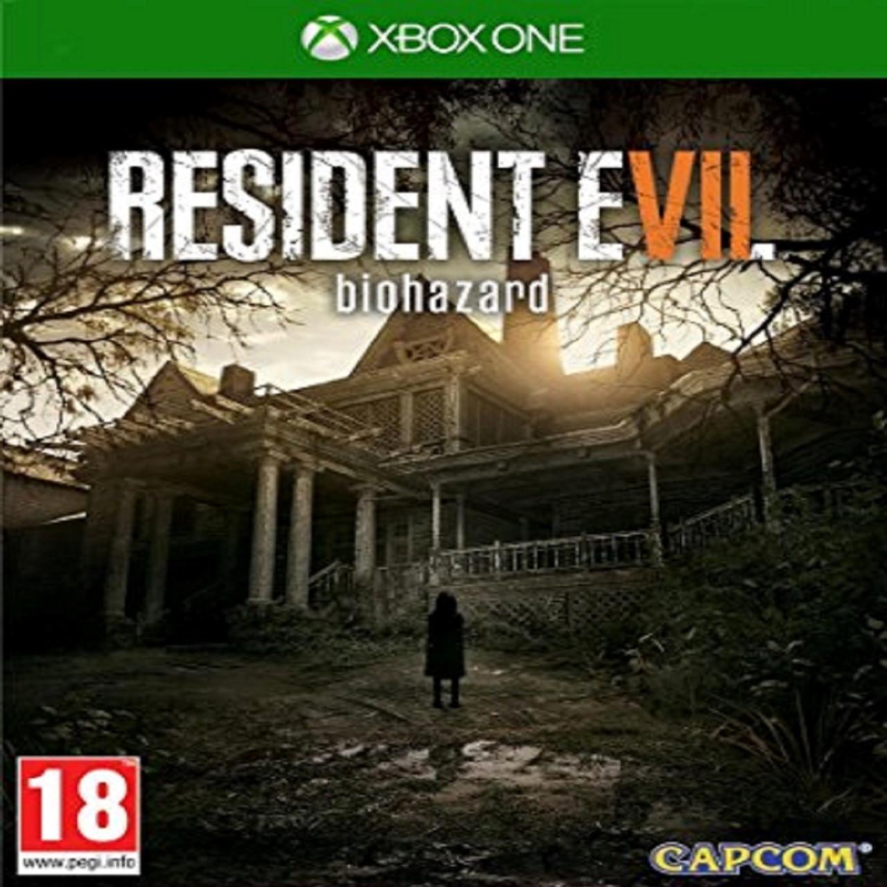 Resident Evil 7: Biohazard XBOX ONE RUS (Б/В)