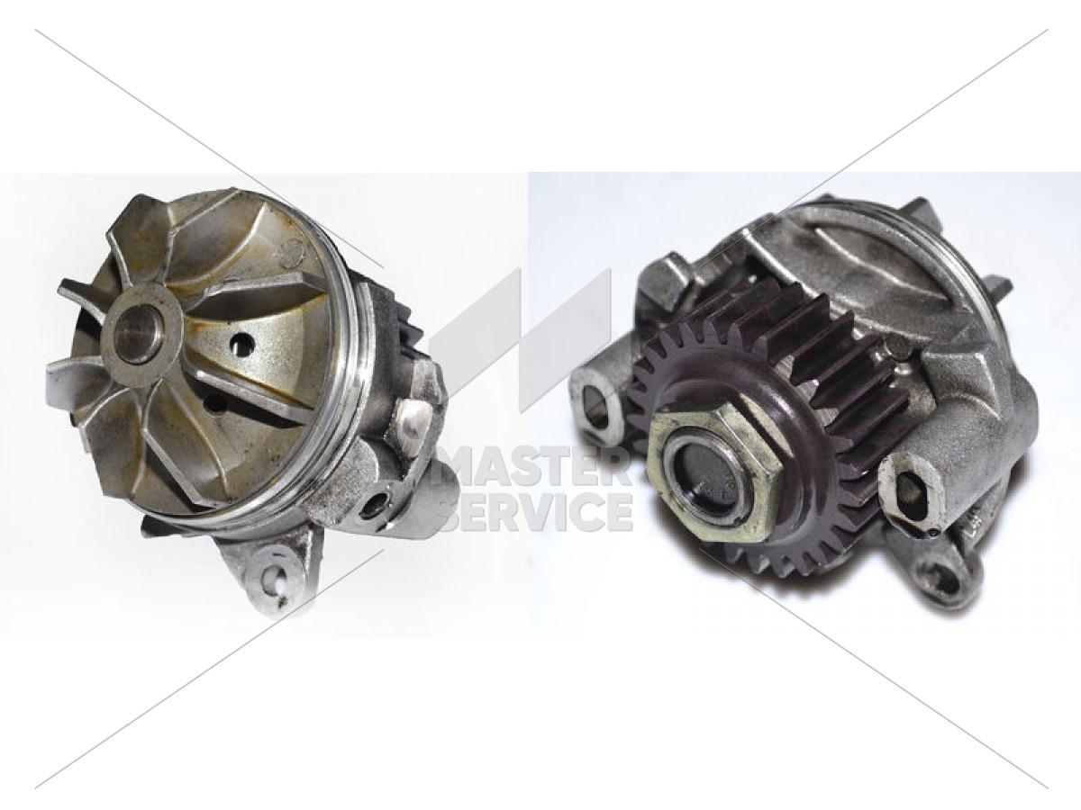 Помпа системы охлаждения 2.2 для Renault Master 1998-2010 009109595, 009201450, 09109595, 09201450, 10803, 1214102400, 1260W0027, 160074810,