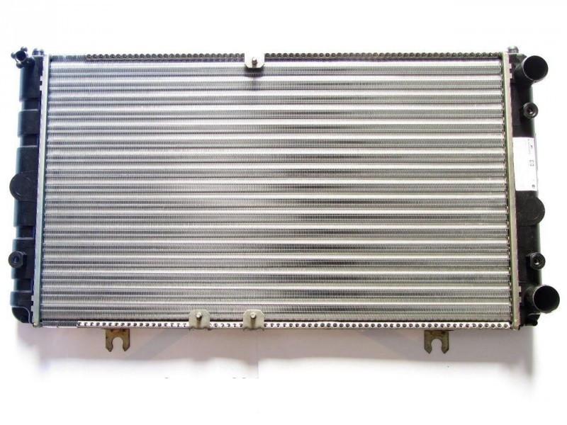 Радиатор вод. охлажд. ВАЗ 1117, 1118, 1119 под конд. , 11190-1300010-40