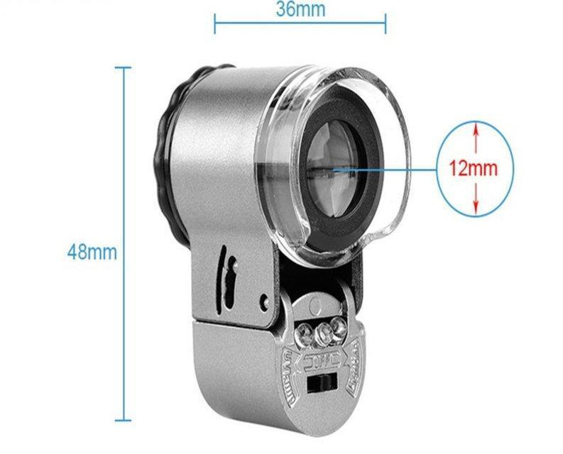 Мікроскоп 50Х кратний
