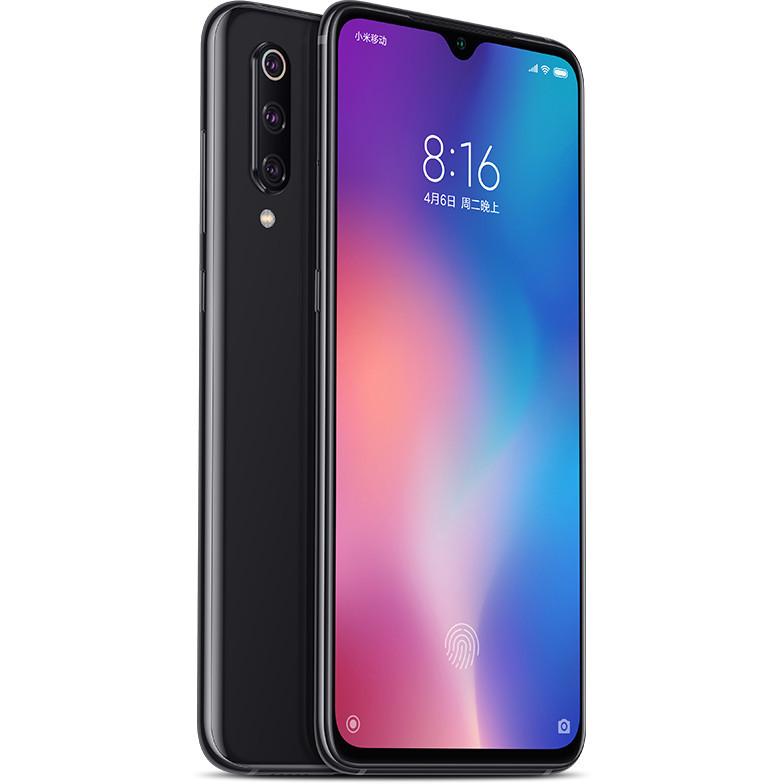 Смартфон Xiaomi Mi 9 6/64GB Black