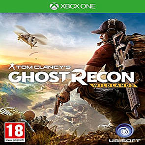 Tom Clancy's Ghost Recon: Wildlands (російська версія) Xbox ONE (Б/В)