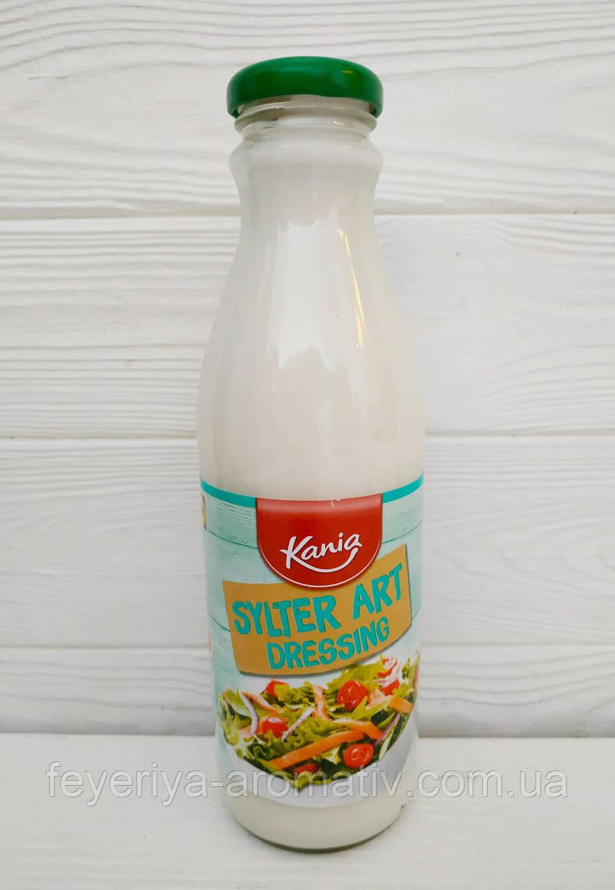 Сливочная заправка для салата Kania Sylter Art Dressing 500ml (Германия)