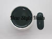 Гель-краска для ногтей UK.Nail №18 цвет зеленый  ,7 грамм