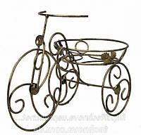 Подставка для цветов и вазонов Велосипед 1 мини