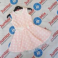 7e1dd942902 Платье в горошек для девочки купить недорого оптом в Украине ...