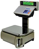 Весы DIGI SM 5100 EV с печатью этикетки