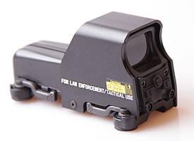 Прицел коллиматорный SHAN  22x33; 137mm; 425g. Red Dot