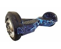 "Гироборд Smart Balance Wheel 8.0"" (Cамобаланс, Led, Bluetooth, сумка) Звездное небо"