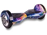 "Гироборд Smart Balance Wheel 8.0"" (Cамобаланс, Led, Bluetooth, сумка) Галактика"