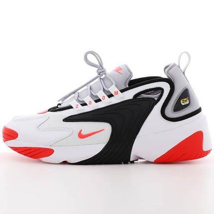 """Кроссовки Nike Zoom 2k """"Красные\Белые\Черные"""", фото 2"""