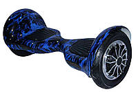 "Гироборд Smart Balance Wheel 10.0"" c TaoTao (Самобаланс, Led, Bluetooth, сумка) Синий Огонь"