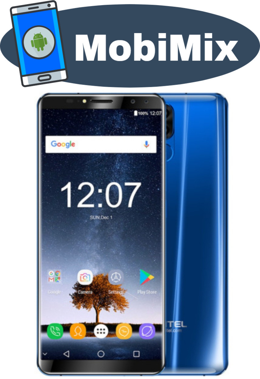 Oukitel K6 6/64GB Blue