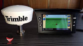 GPS Агронавигатор (курсоуказатель) Trimble 500 (на трактор, опрыскиватель, комбайн), б/у