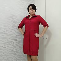 Платье вышитое бисером