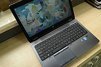 "Ноутбук HP ZBOOK 15 G2 Full HD 15.6"" i7-4910MQ 2.9GHz 16GB RAM 256GB SSD NVIDIA Quadro K6100M Оригинал!"