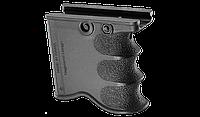 Рукоятка управления огнём с держателем для запасного магазина FAB, черная