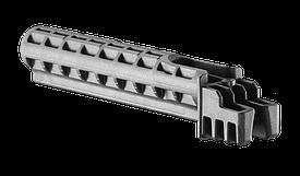 Буферная труба FAB для АК47, полимерная, черная