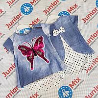 Детская футболка для девочек оптом  ITALY