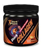 Коллаген Stark Pharm - Collagen Hydrolyzed (500 грамм) дыня-малина