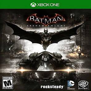 Batman:Arkham Knight (російські субтитри) XBOX ONE (Б/В)