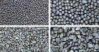 Дробь стальная литая (ДЧЛ) по ГОСТ 11964-81фракция 3,2