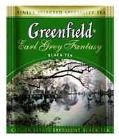 Чай черный Greenfield Earl Grey Fantasy 100 пак. м/у HoReCa