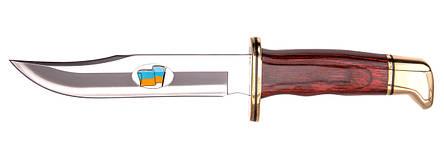 Нож Buck  119 Ukrainian  wood, фото 2