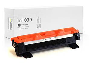 Картридж Brother TN1030 (TN-1030) сумісний, чорний, стандартний ресурс (1.000 копій) аналог від Gravitone