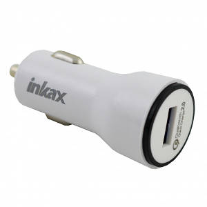 АЗУ Inkax CD-22 (QC2.0) 2.1A+Type-C cable