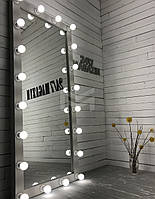 Зеркало CARDEA с подсветкой по кругу в полный рост