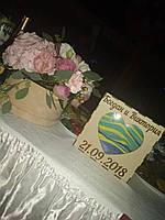 Рамка для песочной церемонии., фото 1