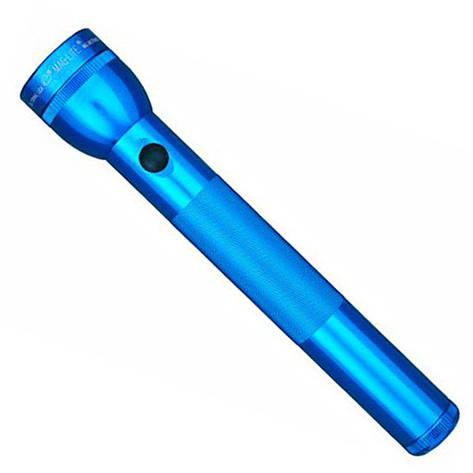 Фонарик Maglite 3D (голубой) в блистере, фото 2