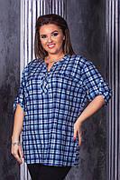 Женская блуза Батал оптом 657.2