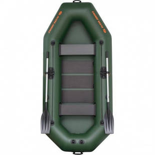 Надувная лодка Kolibri К-280Т Стандарт с пайолом слань-книжка