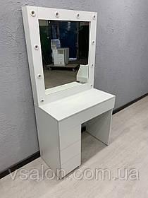 Гримерный стол, все ящики открываются нажатием V377