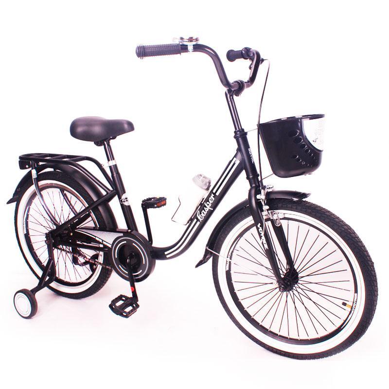 """Детский Велосипед """"CASPER-20"""" Black"""