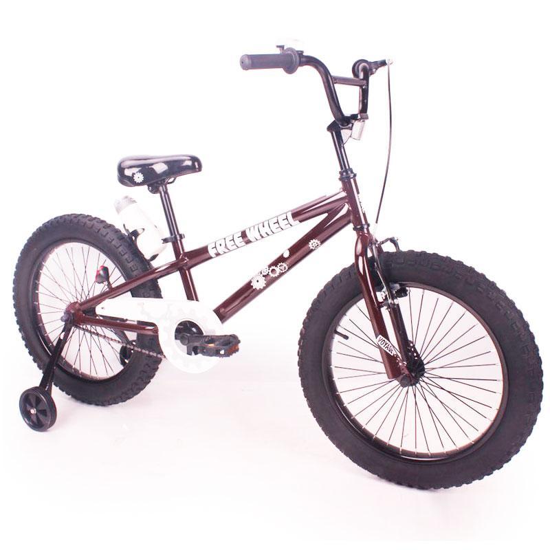 "Детский Велосипед ""FREE WHEEL-20"" Coffee"