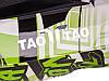 Гироборд TaoTao U6 APP - 8 дюймов с приложением и самобалансом Jungle (Зеленый граффити), фото 4