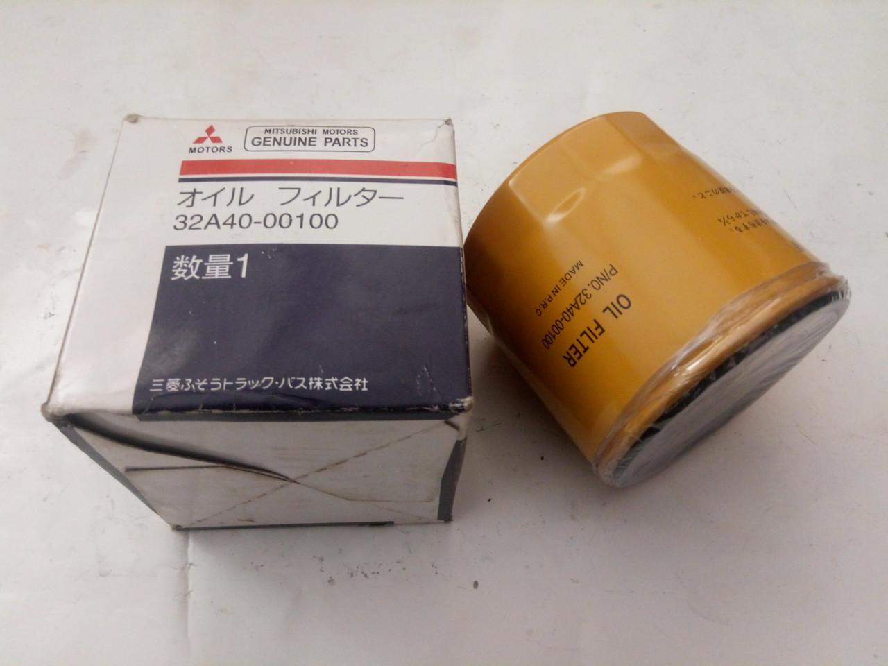Фильтр масляный двигателя MITSUBISHI S4S № 32A4000100